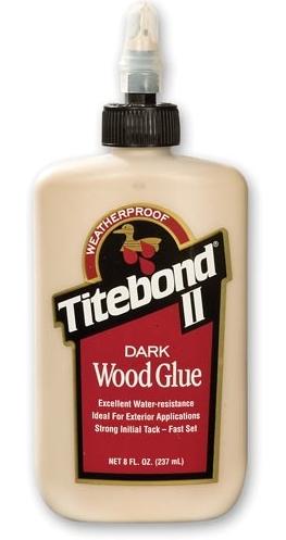 Dark Wood 8 Oz – Colla professionale per legno