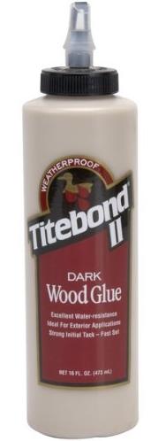 Dark Wood 16 Oz – Colla professionale per legno